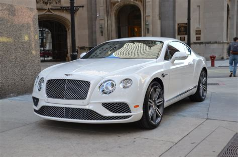 2017 bentley continental gt comprehensive redesign is