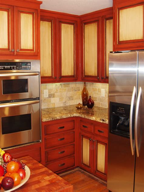 finishing kitchen cabinets ideas how to paint kitchen cabinets in a two tone finish how tos diy