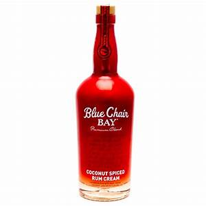 Blue Chair Bay Coconut Spiced Rum Cream 750ml Beer Wine