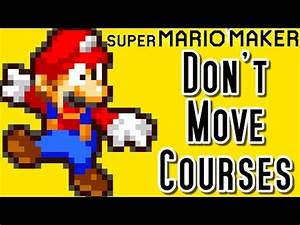 Super Mario Maker Top 20 DON'T MOVE Courses (Wii U) [Games]