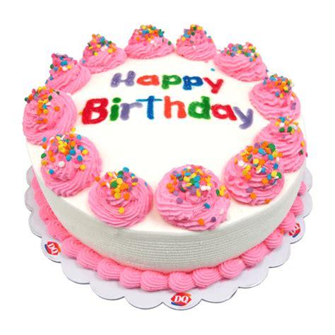 dairy queen birthday cake dq cakes menu dairy queen
