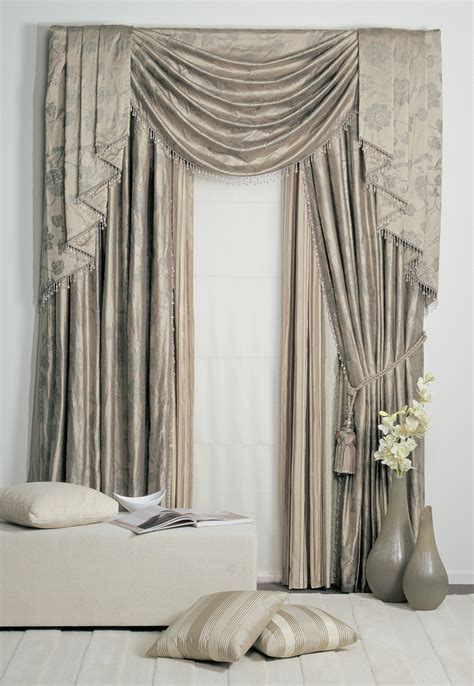 Curtains At Lahood Window Furnishings, Auckland