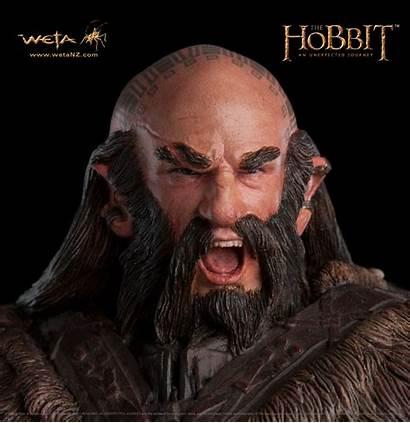 Dwalin Hobbit Balin Precious Weta Characters Collecting