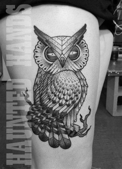 pointillist tattoo tumblr