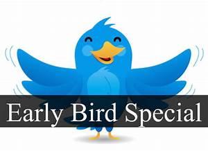 Early Bird Special Logo | www.imgkid.com - The Image Kid ...