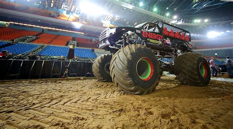 next monster truck show a monster truck show is taking over olympic stadium next