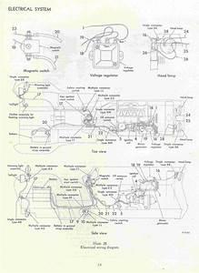 1953 Farmall Cub Wiring Diagram