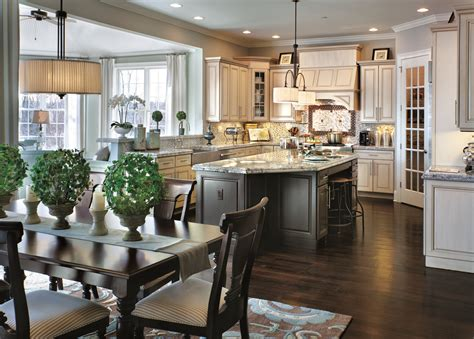 toll brothers offering kitchen upgrades   extra cost
