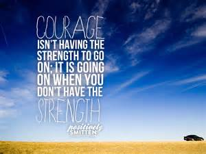 Quotes On Strength and Courage