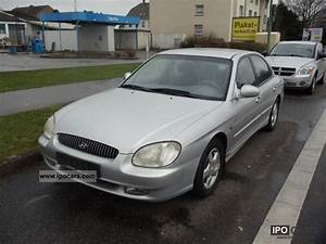 2000 Hyundai Sonata 2 5i V6 Gls Auto