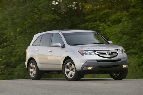 acura announces pricing for 2009 mdx