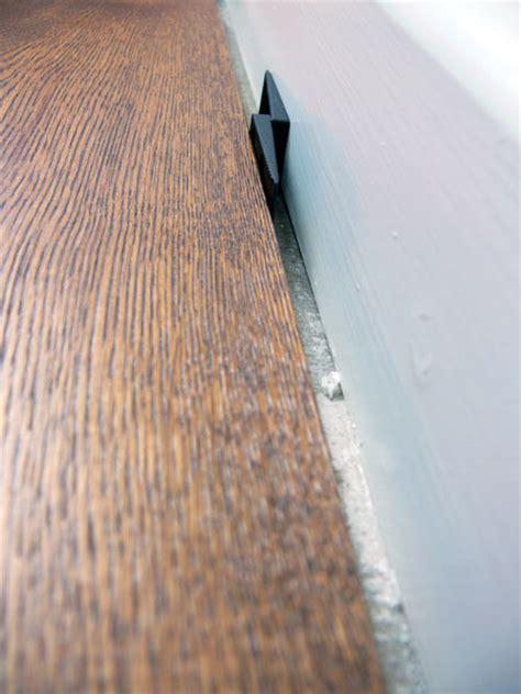 vinyl plank flooring expansion gap what is an expansion gap the wood flooring guide