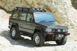 Isuzu Trooper With Extras  Solid    Underrated Truck