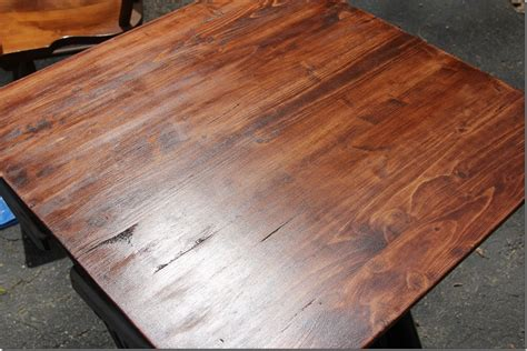 The Lazy Girl's Timesaving Tips For Staining Furniture