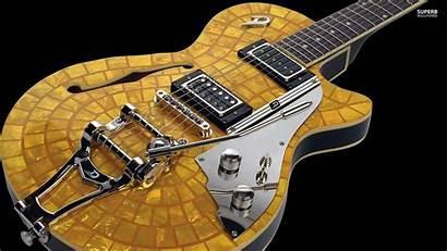 Guitar Wallpapers Electric Metal Cool Les Paul