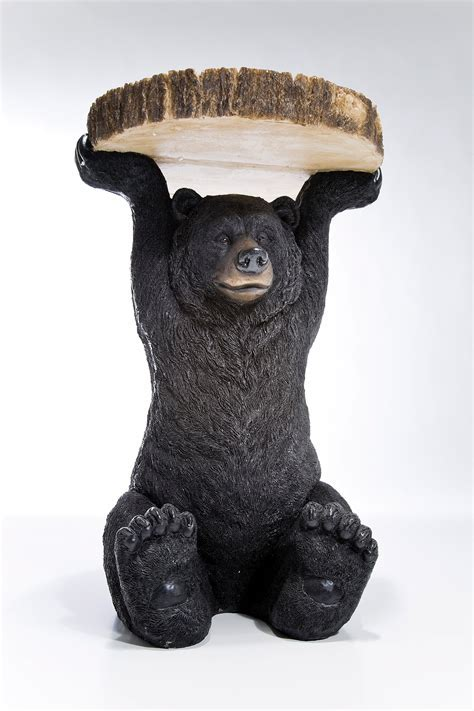 Astounding Bear Coffee Table Pics Decoration Ideas   Tikspor