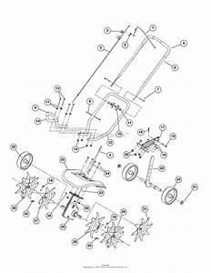 Troy Bilt Tb146ec 21ck146g966  21ck146g966 Tb146ec Parts