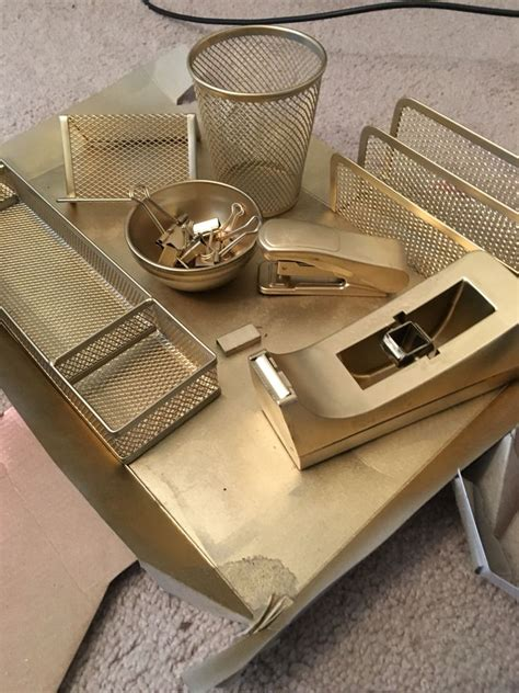 black and gold desk accessories gold office decor 28 images best 25 gold office ideas