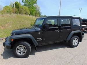 Used Jeep Wrangler Unlimited With Manual Transmission For