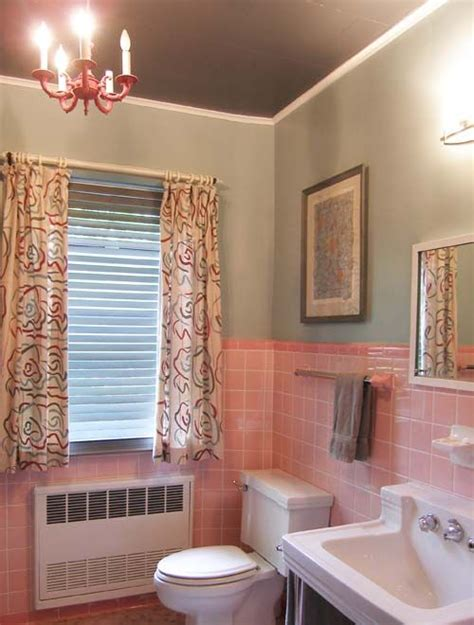 Pink Tile Bathroom Ideas by 25 Best Images About Pink Bathroom Ideas On