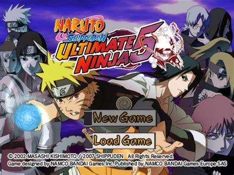 shippuden ultimate ninja  ps mardianto nusi