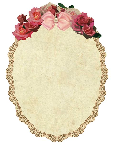 graphics  vintage roses cliparts  png