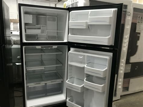 ge black refrigerator