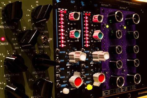 Igs Audio S-type 500 Series Ssl Style Bus Compressor, Api
