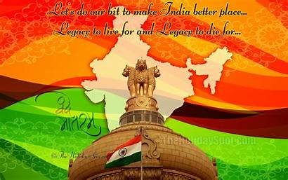 Indian Independence Army Wallpapers Map August Ashok
