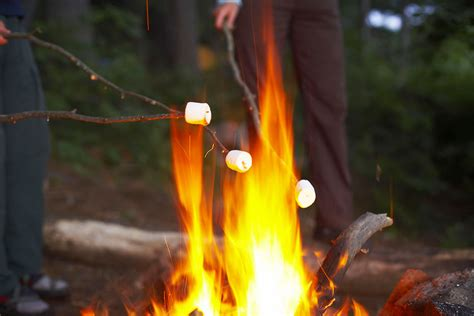 state fire marshal practice campfire safety  summer
