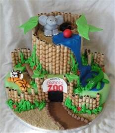 some astonishing diy birthday ideas for zoo jungle