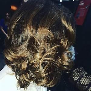 Ombré Hair Chatain : ombr hair brun fonc dor coiffeur coloriste bio paris ~ Dallasstarsshop.com Idées de Décoration