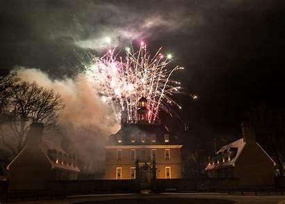 Christmas Williamsburg Illumination Grand Va Events Colonial