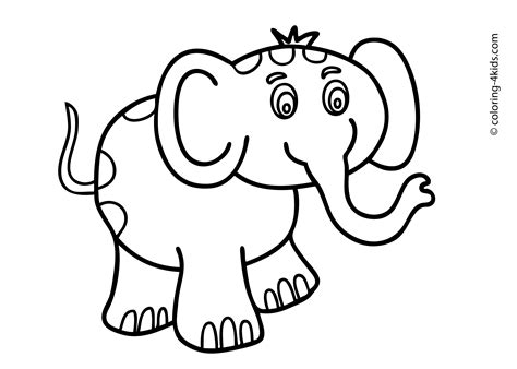 animal drawings  kids  color clipart