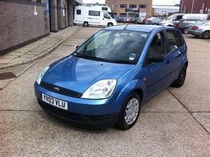 Ford Fiesta 2003 : used ford fiesta 2003 petrol 1 4 lx 5dr ac hatchback blue edition for sale in brentford uk ~ Medecine-chirurgie-esthetiques.com Avis de Voitures