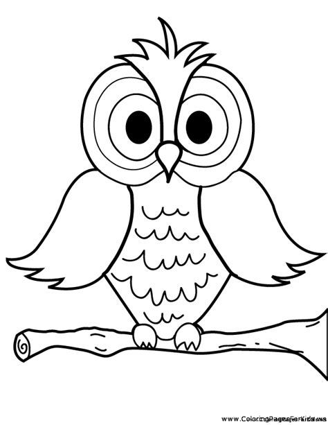 baby owl coloring pages getcoloringpagescom