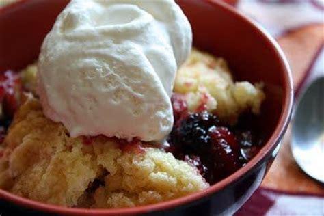 mommys kitchen  berry blackberry dump cakethis