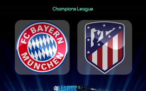 Bayern Munich vs Atletico Madrid Prediction, Betting Tips ...