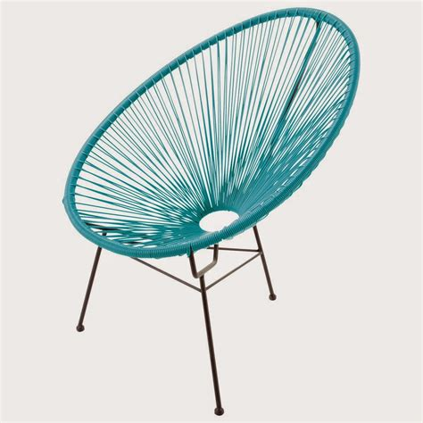 fauteuil acapulco ou scoubidou caract 233 rielle