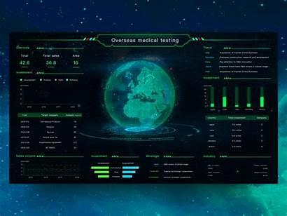 Visualization Data Medical Fire Animation Dribbble