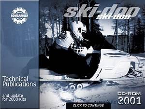 Bombardier Ski