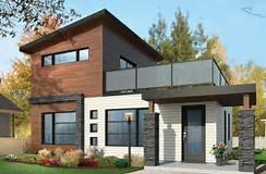 HD wallpapers plan maison moderne bonneville mobileloveihdf.cf