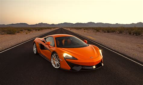 Mclaren Sports Series Enters Pre-production Phase Ahead Of