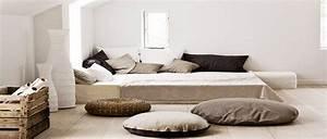 Idees Deco Chambre : 10 chambres zen pour bien dormir deco cool ~ Melissatoandfro.com Idées de Décoration
