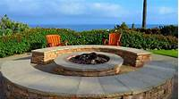 nice patio design ideas with fire pit 27 Fire Pit Ideas and Designs To Improve Your Backyard ...