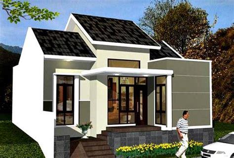 model rumah minimalis  lantai elegan