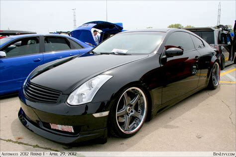 Acura Infiniti G35 by Black Infiniti G35 Coupe Benlevy