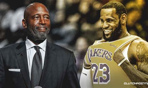 LeBron James Gives Shout-out to James Worthy After Win Vs ...
