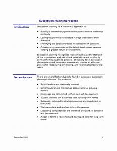 Nice employee succession planning template ideas example for Employee succession planning template
