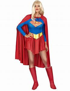 Supergirl™ costume for women: Adults Costumes,and fancy ...